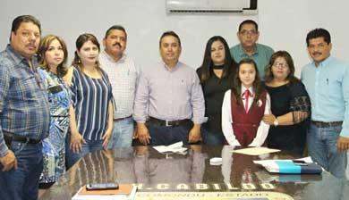 Nombran nueva delegada de San Juanico