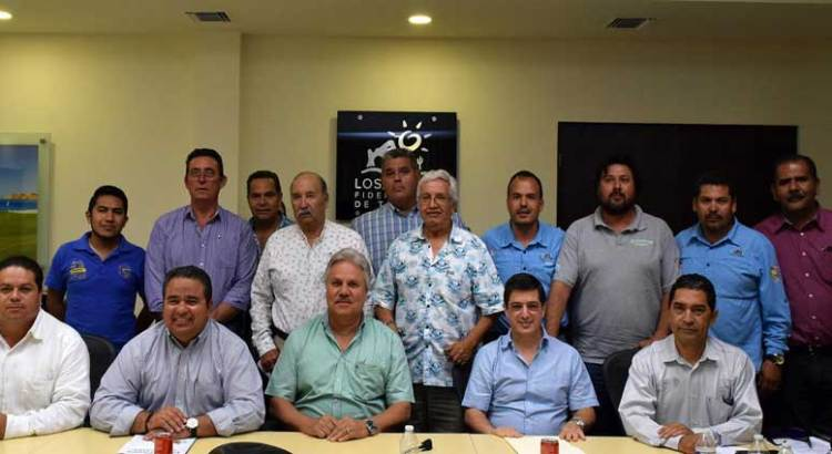 Integran mesas de trabajo con el sector de la pesca deportiva