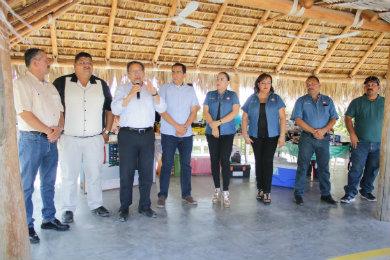 Festejan el Día del Trabajador Administrativo en la UABCS