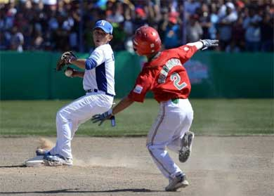 Cabeño al Mundial de Béisbol en China