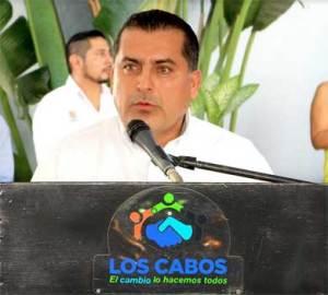 Luis Alberto González Rivera, secretario general municipal.