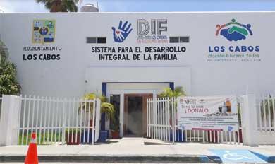 Continuará DIF Los Cabos atendiendo a la ciudadanía