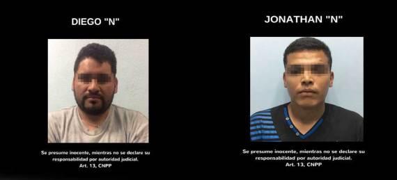 diego y jonathan