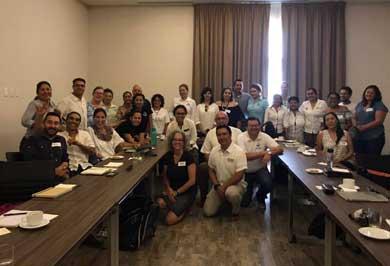 1er Encuentro  de actores ambientales de BCS