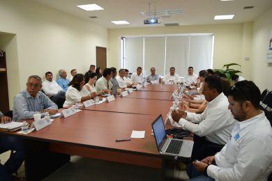 Participa Municipio de Los Cabos en reunión de FONMAR