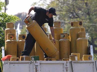 Venderán tiendas Diconsa tanques de gas LP