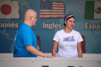 Invitan a cursos de idiomas