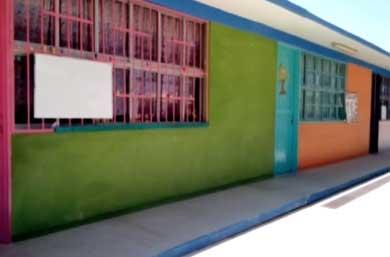 Con  muchas carencias trabaja Jardín de Niños de Villas de Cortés