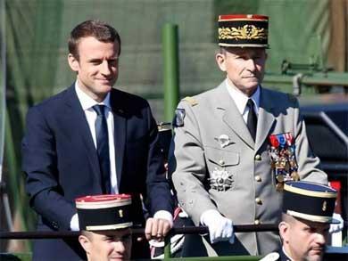 Revés para Macron