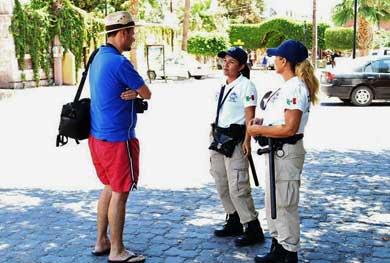 Implementan Policía Turística en Loreto