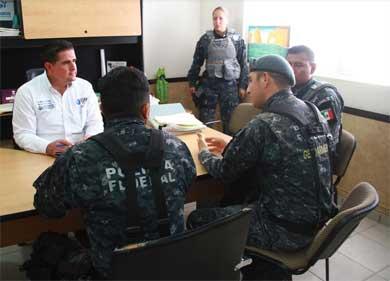 Suman esfuerzos DIF Los Cabos y  Gendarmería