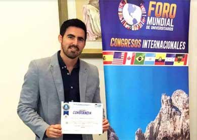 Participa Gobierno Municipal en el Foro Mundial de Universitarios