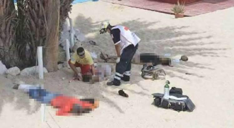 Falleció uno de los heridos de Playa Palmilla