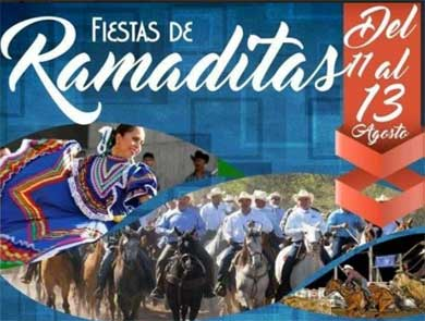 Todo listo para las Fiestas de Ramaditas