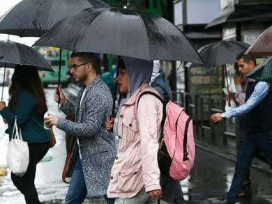 Pronostican tormentas en 16 estados del país