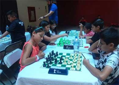 Exitoso torneo de ajedrez