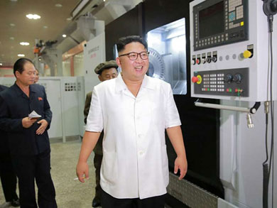 Invasión, única forma de neutralizar a Norcorea