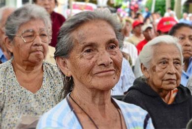 259 nuevos beneficiarios del Programa Pensión para Adultos Mayores