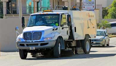 Asegura Servicios Públicos un municipio limpio