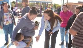 Mantiene gobierno loretano contacto directo con ciudadanía