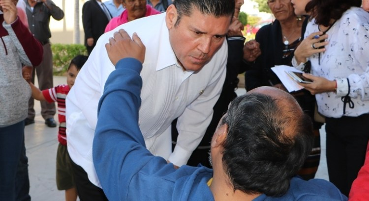 Los más vulnerables, prioridad para el estado: Álvaro de la Peña