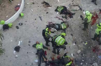 Condena EPN atentados en Colombia y Ecuador