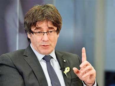 Podría Cataluña tener presidente a distancia