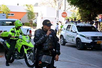 Dos nuevos ataques en Colombia