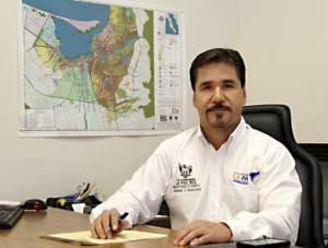 el titular de Desarrollo Urbano y Ecología, Armando Anaya Carbajal.