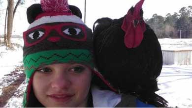 Ese es mi gallo