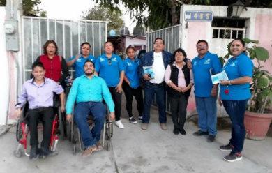Busca Leonardo Graciano la alcaldía de La Paz