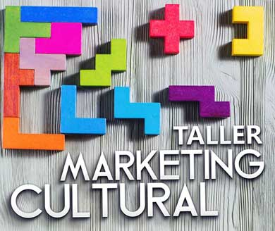 Invita ISC a taller de Marketing Cultural
