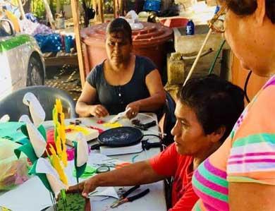 Arranca Programa de Desarrollo Comunitario para Mujeres