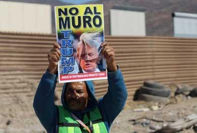 México no pagará de ninguna manera el muro