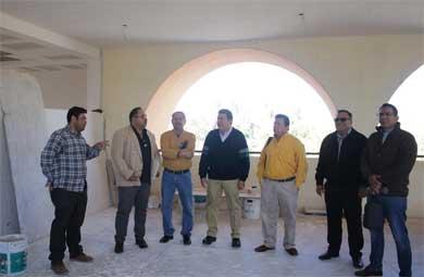Remodelan aulas en la UABCS Campus La Paz