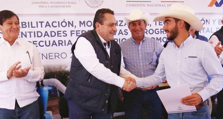 Se consolidan los sectores agrícola y ganadero de BCS: CMD