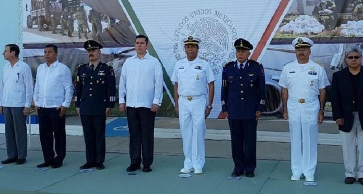 Fuerza Aérea, orgullo de México y de BCS: Álvaro de la Peña