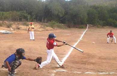 Fin de semana beisbolero