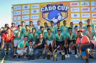 "Exitosa  ""Cabo Cup 2018"""