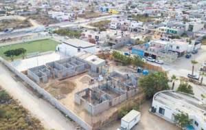 Centro de Inclusión y Desarrollo para Personas con Discapacidad ubicado en la colonia Jacarandas en Cabo San Lucas.