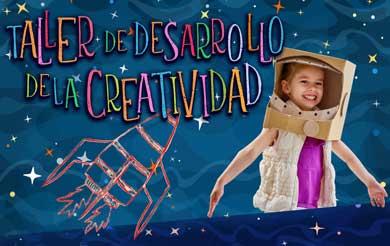 A desarrollar  la creatividad
