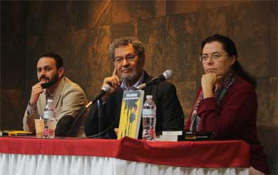Presentan Asesinato en el parque Sinaloa