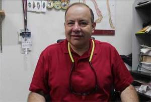 El Dr. Juan Manuel López