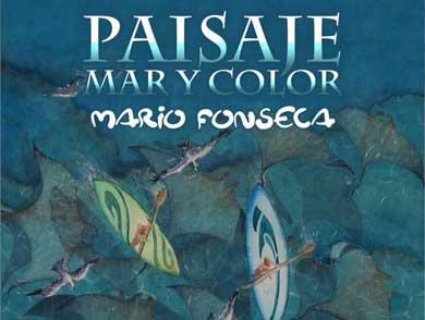 «Paisaje. Mar y color»