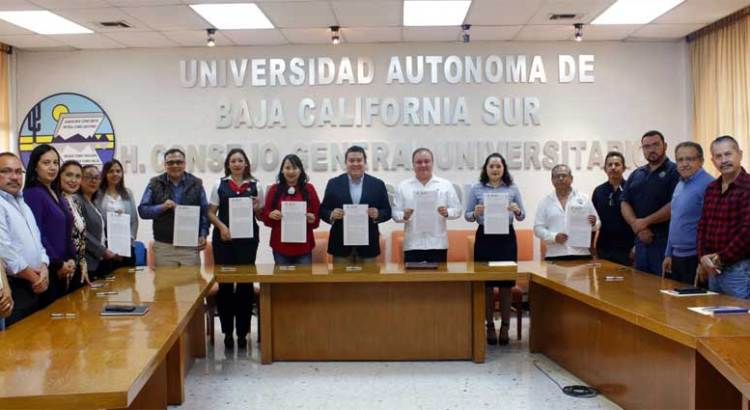 Negocia UABCS satisfactoriamente con el Sindicato Administrativo