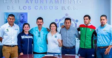 Otorga Gobierno Municipal 82 becas deportivas