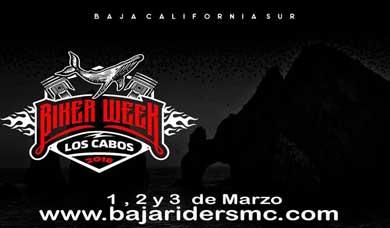 Arranca Baja Bikers Week