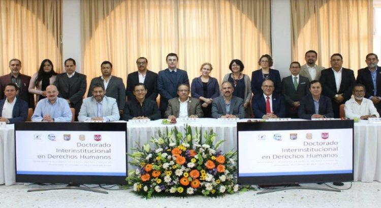 Inicia operaciones el Doctorado en Derechos Humanos en la UABCS