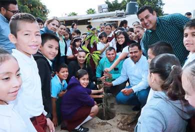"""Certificará """"Eco-School"""" escuelas en CSL"""