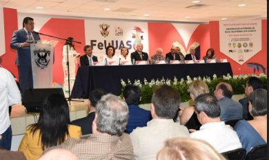 UABCS, presente en la FeliUAS 2018